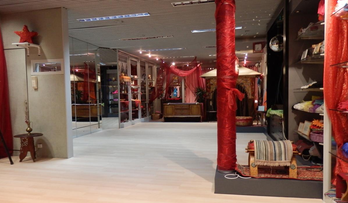 Tanzstudio für orientalischen Tanz