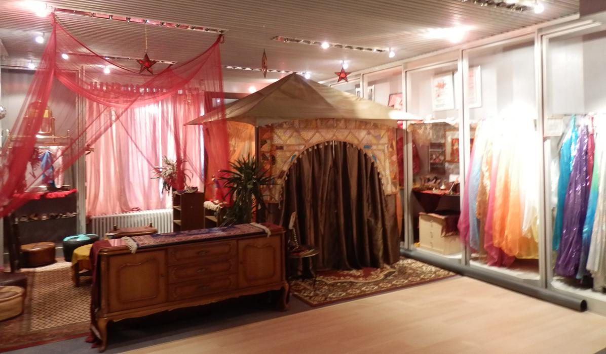 Studio für orientalischen Tanz